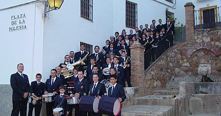 Banda de Zufre 1951